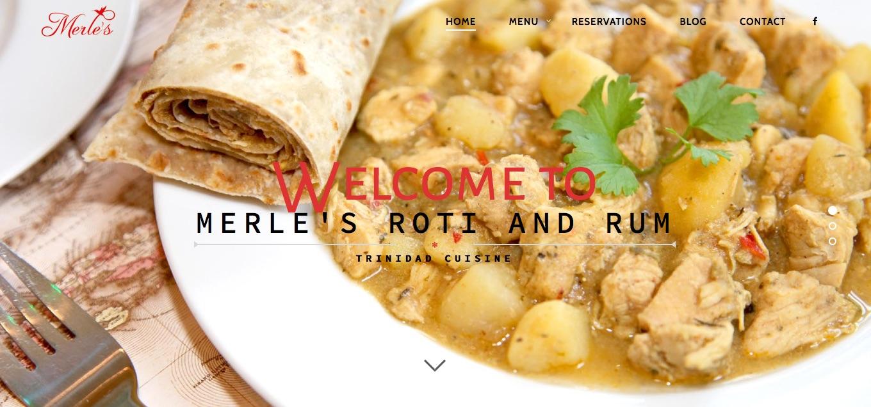 merles trinidad cuisine